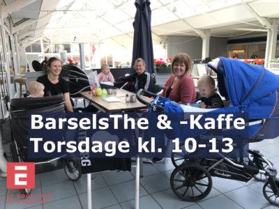 Barselsthe & -kaffe torsdag 16/11