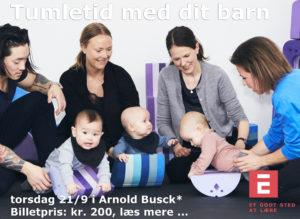 Tumletid i Arnold Busck
