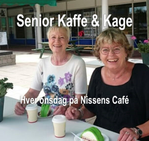 Seniorkaffe & kage onsdag 16/11