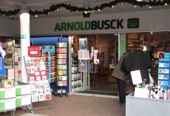 Arnold Busck