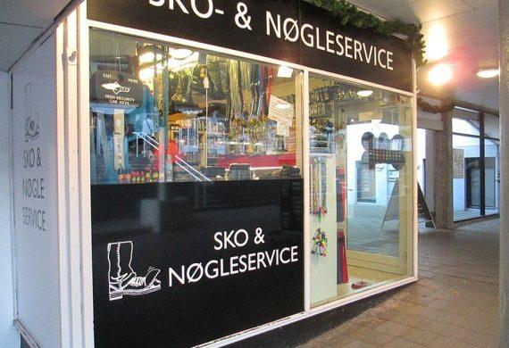 Sko- & Nøgleservice