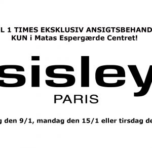 Sisley – Eksklusiv ansigtsbehandling