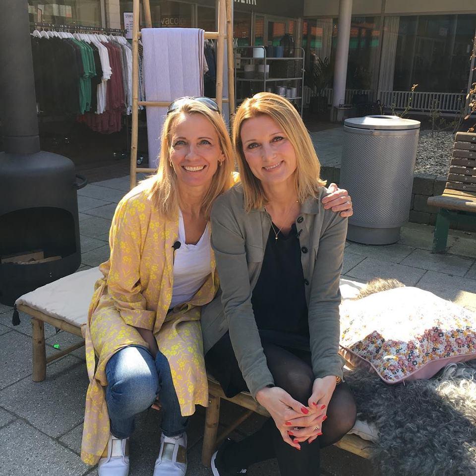 Indehaverne Lise Lotte Møller & Rikke Posner