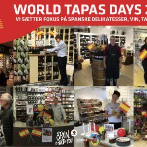World Tapas Days 21-23/6