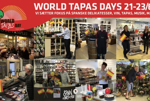 World Tapas Days 21-23/6