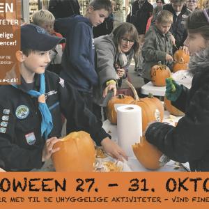 Halloween 27. – 31. oktober 2018